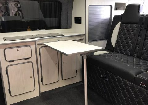 Rogue One Custom Campers - Package 3 interior 6